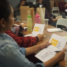 Our Playbooks help Design Thinkers keep track of what they're doing, and is full of useful info.