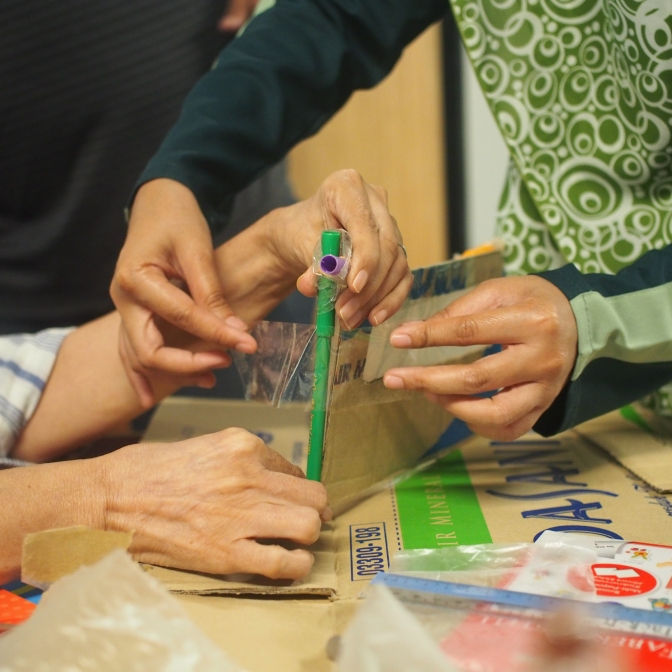 Prototyping is a team project,